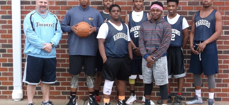 Coach Mark's team